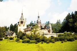 A Transylvanian castle