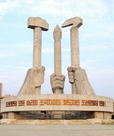 workers-party-monument-pyongyang