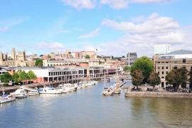 Bristol - floating harbour