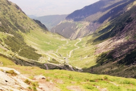 Transylvanian roads